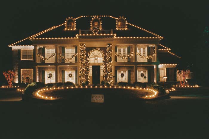 christmas light installation pros